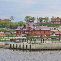 Свияжский речной вокзал :: aleksandr Крылов