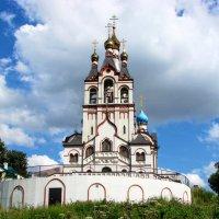Казанский храм :: Анатолий Колосов