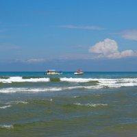 Море :: Софья Борисова