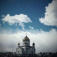 Храм Христа Спасителя :: Виктория Нефедова