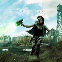 Косплей фотоарт по мотивам игры Fall Out 3 :: Николай Осипенко