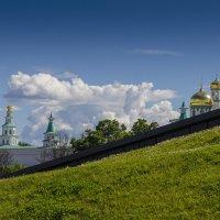 Ещё один вид Новоиерусалимского монастыря :: Александр Белоглазов