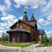 церковь Петра и Павла(поселок Салым) :: Олег Петрушов