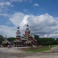 Храм Богоявления Господня . Июль . :: Мила Бовкун