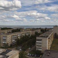Прогулка по крышам Яровое :: Алексей Павленко