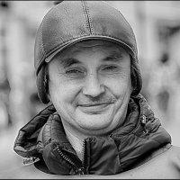 На Арбате.... :: Юрий Яньков