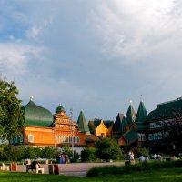 Дворец в Коломенском :: Vera Ostroumova