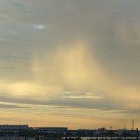 Висячие облака :: Елена Перевозникова