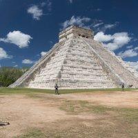 Пирамида Kukulcán (Mexico) :: Вадим Вайс