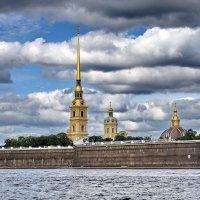 Петропавловская крепость :: Сергей