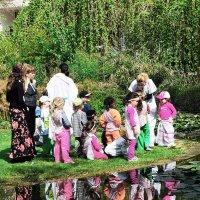 Дет Сад на Прогулке :: Aleks Ben Israel