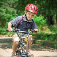 Я буду долго гнать велосипед... :: Александр Мартынов