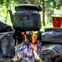 Чай в горах :: Sadi Omarov