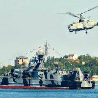 Летящие над волнами... :: Кай-8 (Ярослав) Забелин