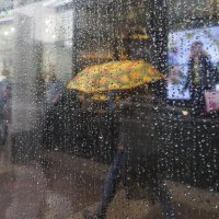 первые слезы дождя :: Михаил Зобов