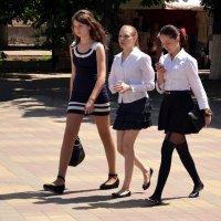 А у нас жары нет! :: Владимир Болдырев
