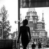 Городское настроение. :: Вячеслав Ложкин