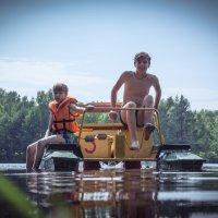 На озере :: Роман Царев