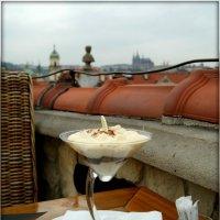 "Прага.Ресторан на крыше ""У  Принца"" :: Galina Belugina"