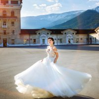 невеста :: Ольга Шестакова
