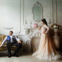 Свадьба Надежды и Артема :: Владимир Пресняков