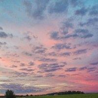 красота летнего утра :: юрий иванов