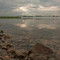Утренний рассвет в непогоду :: Сергей Герасимов