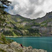 У горного озера :: Nata_li В.