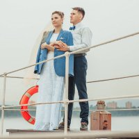 Ника и Никита :: Артём Кыштымов