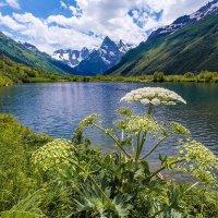 Озеро Туманлы-Кёль :: Владимир Сковородников