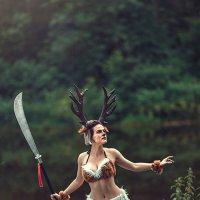 Где-то в лесу... :: Vitaly Shokhan