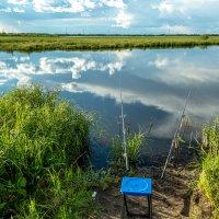 На рыбалке :: Андрей Кузнецов