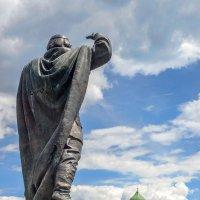 Замковая гора :: Сергей Тарабара