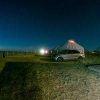 Шалкар ночью :: Dmitriy Predybailo