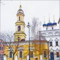 Б.Толмачевский пер....... :: Юрий Яньков