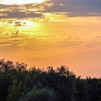 закат :: Юлия Денискина