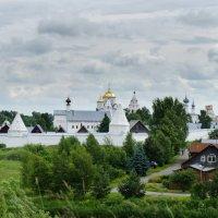 Покровский женский монастырь в Суздале :: Мария Беспалова