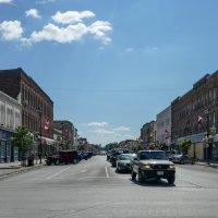 Улица в г.Линдси (пров.Онтарио, Канада) :: Юрий Поляков