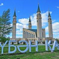 главная мечеть Нижнекамска :: aleksandr Крылов