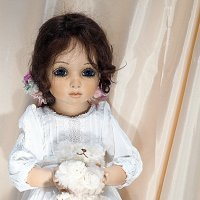 маленькая принцесса или кукла :: Олег Лукьянов