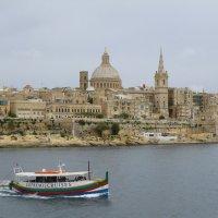 Остров Мальта, Валетта, 2014 г. :: Odissey