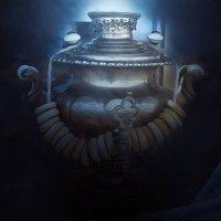 Чай при луне :: Виктор Никаноров