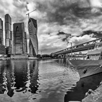 Кубы и жидкая вода :: Виталий Авакян