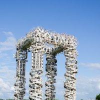 Белые ворота :: Мария Беспалова