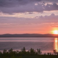 Восход :: юрий Амосов