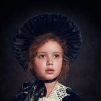 Маленькая Скарлетт :: Римма Алеева