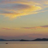 Закат над Японским морем... :: Арина