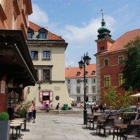 Прогулки по Варшаве :: Алёна Савина