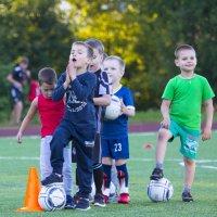 Тренировка дети 5-6 лет. :: Юлия Завьялова