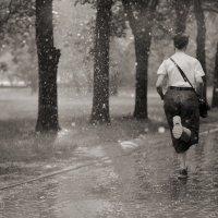 и дождь смывает все следы :: Gala *